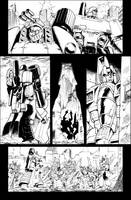 All Hail Megatron 10 pg 3 inks by GuidoGuidi