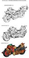 Dreadnoks junkion bikes