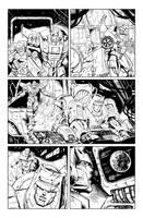 IDW TF 20 p.02 - Digital Inks by GuidoGuidi