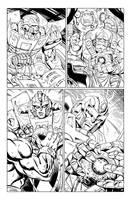 IDW TF 20 p.05 - Digital Inks by GuidoGuidi
