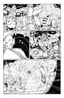 IDW TF 20 p.06 - Digital Inks by GuidoGuidi