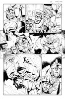 IDW TF 20 p.11 - Digital Inks by GuidoGuidi