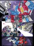 Transformers Generations Comic