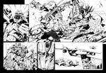 Transformers Japanese Comic 1