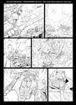 Transformers Japanese Comic 8