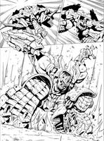 Transformers Japanese Comic 10 by GuidoGuidi