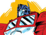 United Optimus Prime by GuidoGuidi