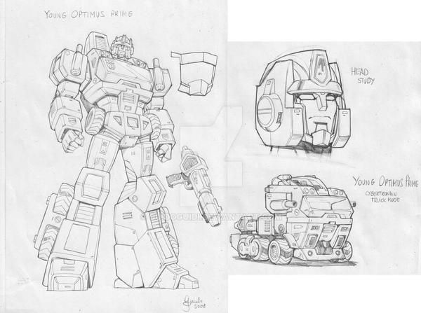 Young Optimus
