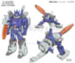 G1 Galvatron toy re-imagining