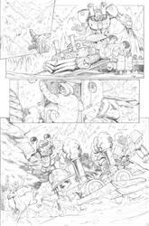 Infestation Transformers 2 - #1 pg.18