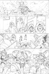 Infestation Transformers 2 - #1 pg.21
