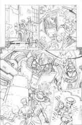 Infestation Transformers 2 - #1 pg.09