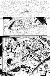 Infestation Transformers 2 - #1 pg.06 inks