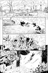Infestation Transformers 2 - #1 pg.13 inks