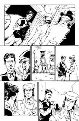 Infestation Transformers 2 - #1 pg.12 inks