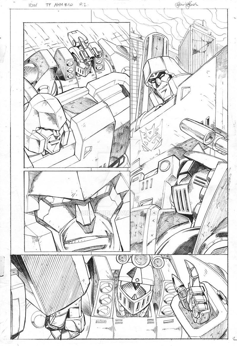All hail Megatron #10 page 2