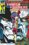 TF Regeneration One #84 retro cover - October 2012