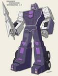 Combiner Wars Motormaster - sunbow style