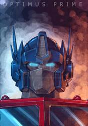Optimus Head