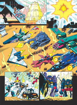 Transformers Generations 2011 vol.2 - comic page 3
