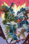 IDW Revolution Cover #1(of 5)