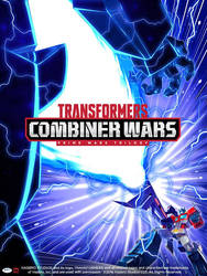 Machinima Combiner Wars Optimus Prime Poster