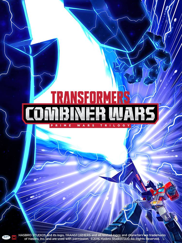 Machinima Combiner Wars Optimus Prime Poster by GuidoGuidi