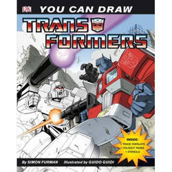 You can draw TRANSFORMERS by GuidoGuidi