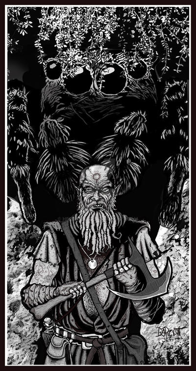 Druid by herbanicus