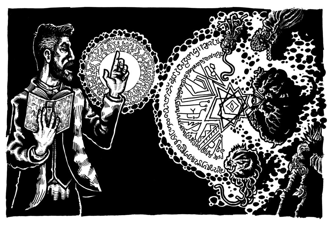 The Summoning by herbanicus
