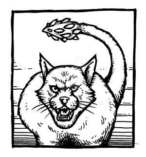 Ball Tail Cougar