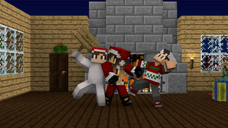 Merry Minecraft Christmas (WIP)