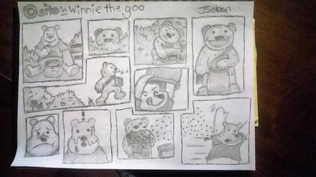 Osito comic strip 1 by JosefSebon