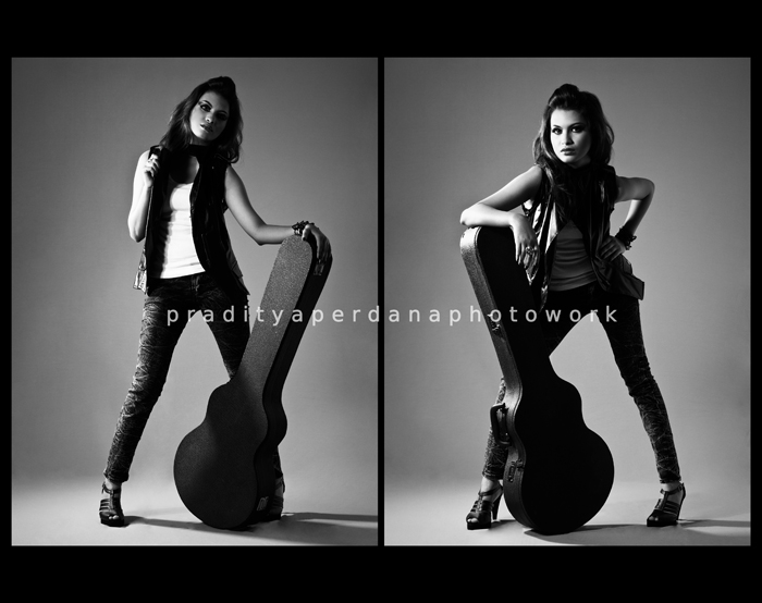 Rockin' Rania..... by pradityaperdana