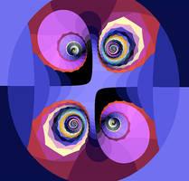 4 cercles