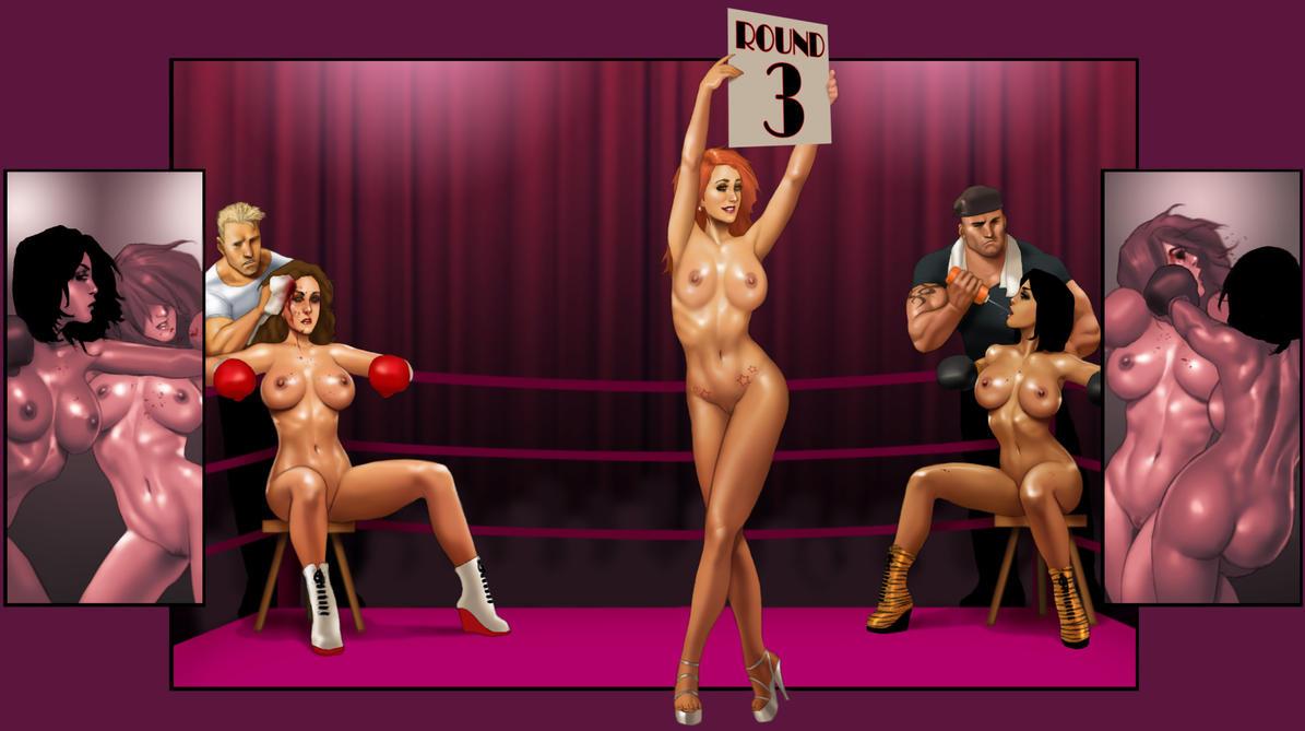 Betty vs Lana By Artbrosean by bozeeke