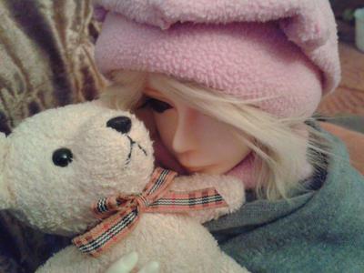 my little teddie by IanRozen