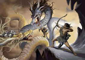 dragon by zhengduoqiang