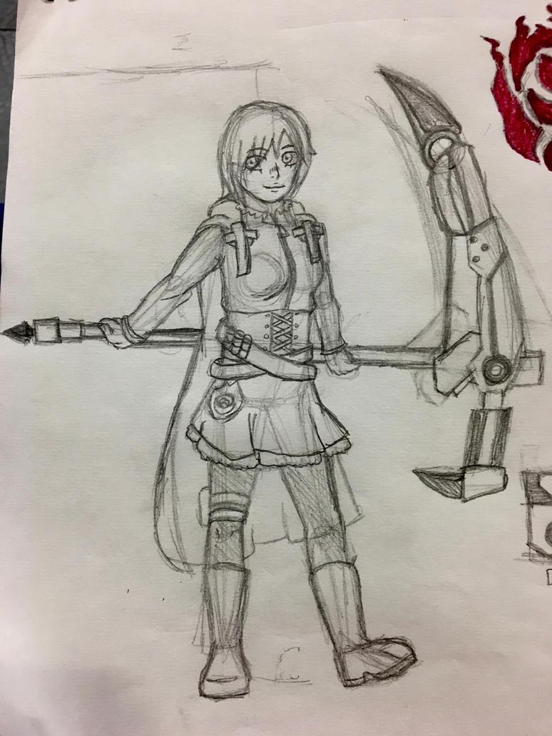 Ruby Rose (JoJo) by The-Emeralds