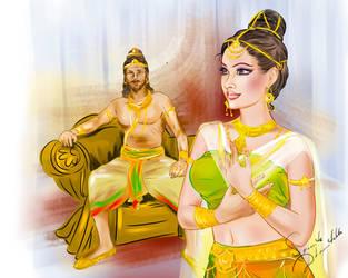 Somadevi Sri lanka by senarath