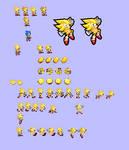 Super Classic Sonic Advanced Style