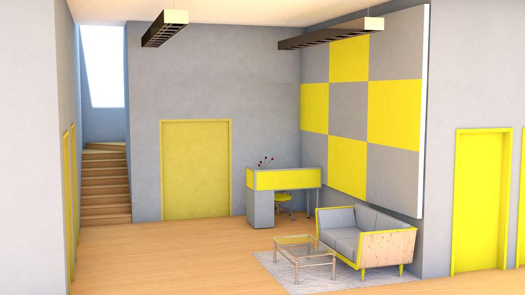 Hotel 3D (ARCHICAD 22) by NekaSan on DeviantArt