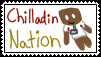 Chilladin Nation Stamp by Twiragoon