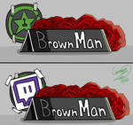The BrownMan's Leave
