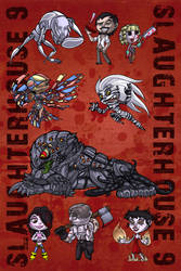 Slaughterhouse9 by Scarfgirl