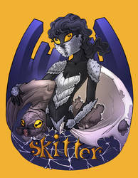 Skitter By Deebs and Drunkfu by Scarfgirl