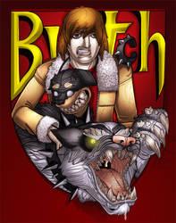 Bitch by Scarfgirl
