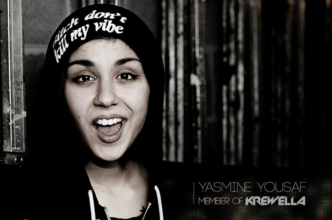 Yasmine Krewella Krewella | Yasmine You...