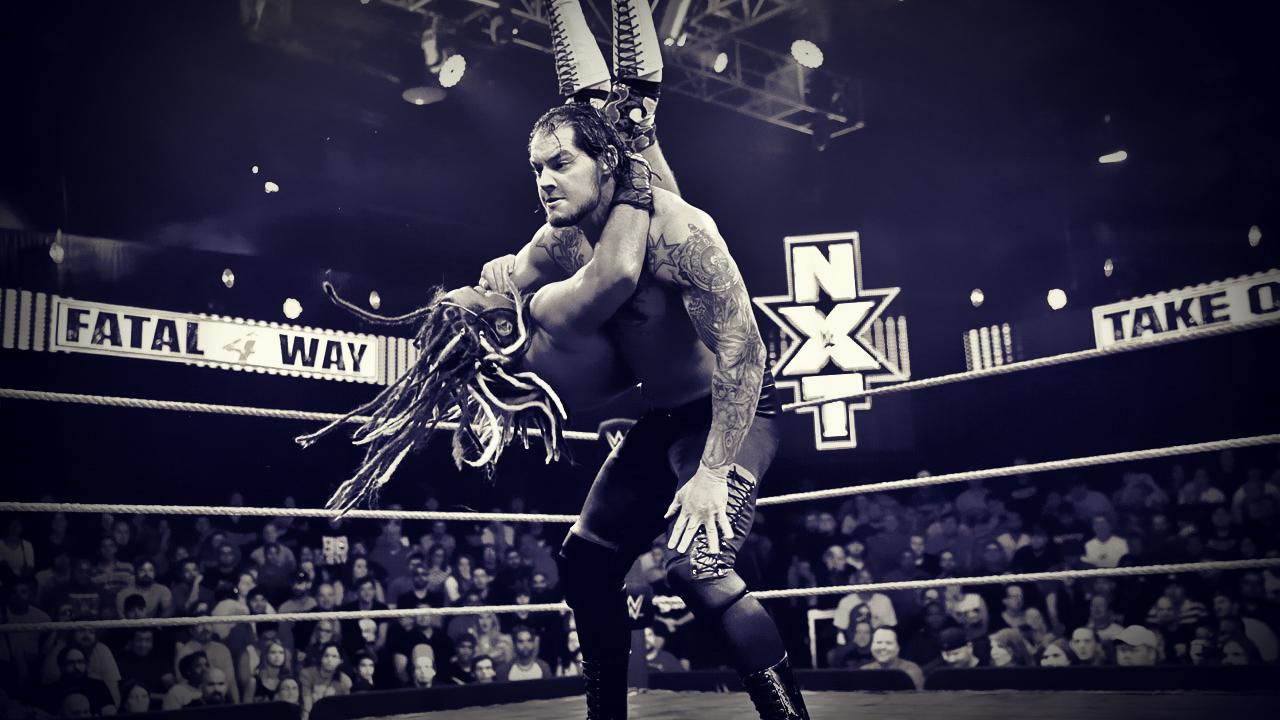 WWE NXT Superstar Baron Corbin Custom Wallpaper By BullCrazyLight