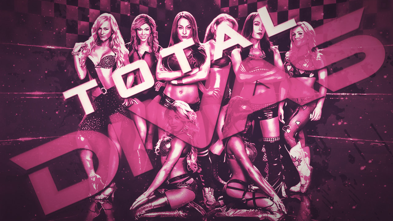 wwe total divas custom wallpaper by bullcrazylight on
